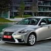 Влюбляемся со второго взгляда в новый Lexus IS