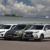Mazda CX-5 vs Ford Kuga vs Subaru Forester: Методом исключения