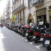 Мотоциклисты смогут парковаться бесплатно