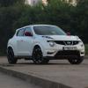 Nissan Juke Nismo: Изобразительное искусство