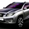 В Интернете опубликованы новые фотографии кроссовера Nissan Terrano