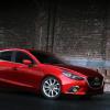 Была представлена новая Mazda3 хэтчбек