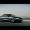 Новые кадры вождения купе BMW 4 серии