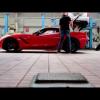 Новый Corvette прибыл в Европу для испытания качества