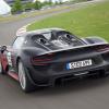 Приглядимся к новому Porsche 918 Spyder