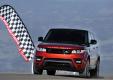 Новый Range Rover Sport установил новый рекорд на Pikes Peak  для серийных  транспортных средств