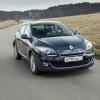 Renault Megane 1,6 CVT. Потягушки.