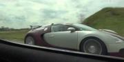Сравнение Koenigsegg Agera S Hundra и Bugatti Veyron в длительном тесте