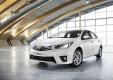 В августе на отечественный авторынок выйдет новое поколения Toyota Corolla