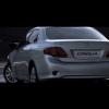 Toyota рассказывает историю модели Corolla