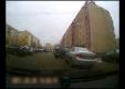 Водитель неудачно скрылся с места ДТП