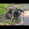 Водитель разбивает очень редкой Bugatti T13 стоимостью в 390 000 $