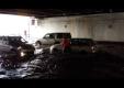Затопленный подземный переход выглядит весело… извне