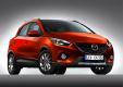 Через два года в свет выйдет миникроссовер Mazda