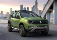 В Франкфурте представят рестайлинговые Dacia Duster