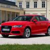 Audi объявил  цены и характеристики для рынка Великобритании на седан A3