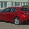 Последние шпионские фотографии новой Mazda 3