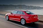 Обходим с тыла трёхобъёмный Audi A3 Limousine