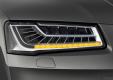 Новая «восьмерка» Audi будет оснащена динамическими поворотниками