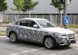 BMW X4 тестируют на дорогах Мюнхена