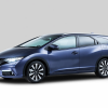 Фото Honda Civic Tourer 2014
