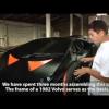 Клон Lamborghini Sesto Elemento  сделан в Кыргызстане