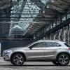 В начале 2014 года в продажу поступит новый  кроссовер Mercedes GLA