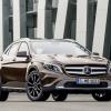 Фотографии Mercedes GLA (Мерседес ГЛА) 2014