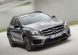 Фотографии Mercedes GLA AMG Sport Package 2014