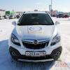 Opel Mokka: Развивающий идею