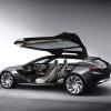 Новый концепт автомобиля-купе Monza от Opel с крыльями