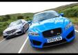Тест Jaguar XFR-S против Mercedes E 63 AMG