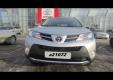Видео тест-драйв Toyota Rav4 2013 от Anton Avtoman