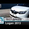 Видео тест драйв Renault Duster (Рено Дастер)