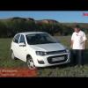 Видео тест-драйв новой LADA Kalina 2013 от За Рулем
