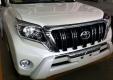 Первые фото обновленных Toyota Land Cruiser Prado 2014 и Lexus GX