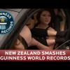 В Новой Зеландии в Smart поместилось 16 человек