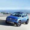 Volkswagen планирует наладить сборку нового кроссовера в Калуге