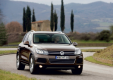 Volkswagen Touareg получил новые востребованные опции