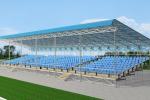 В Казахстане на конопляном поле будет построен гоночный комплекс