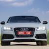Бьём рекорды скорости за рулём Audi RS7 Sportback