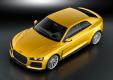 Первые официальные фото новой 691-сильной Audi Sport Quattro