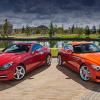 Закрываем сезон родстерами BMW Z4 и Mercedes SLK