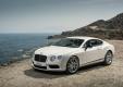 10 сентября представлена новая версия Bentley Continental GT