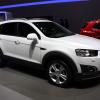Новая Chevrolet Captiva будет продаваться в России раньше срока