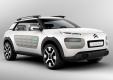 Новый концепт Citroen Cactus ожидается во Франкфурте
