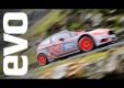 EVO тестирует раллийный Ford Fiesta R5 на дорогах общего пользования