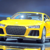 Концепт-кар Audi Sport Quattro отдал дань памяти легендарному ралли 1980-ых
