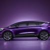 Концепт нового кроссовера Renault Initiale Paris, преемника Espace
