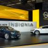 Автомобиль Opel Insignia получил новые двигатели и тачпад